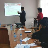 Проведен учебный курс по стандарту TS EN ISO 17025