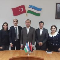 В Комплексе испытательных лабораторий при СП «O'zbek-Turk Test Markazi» прошел аккредитационный аудит  на международную аккредитацию.